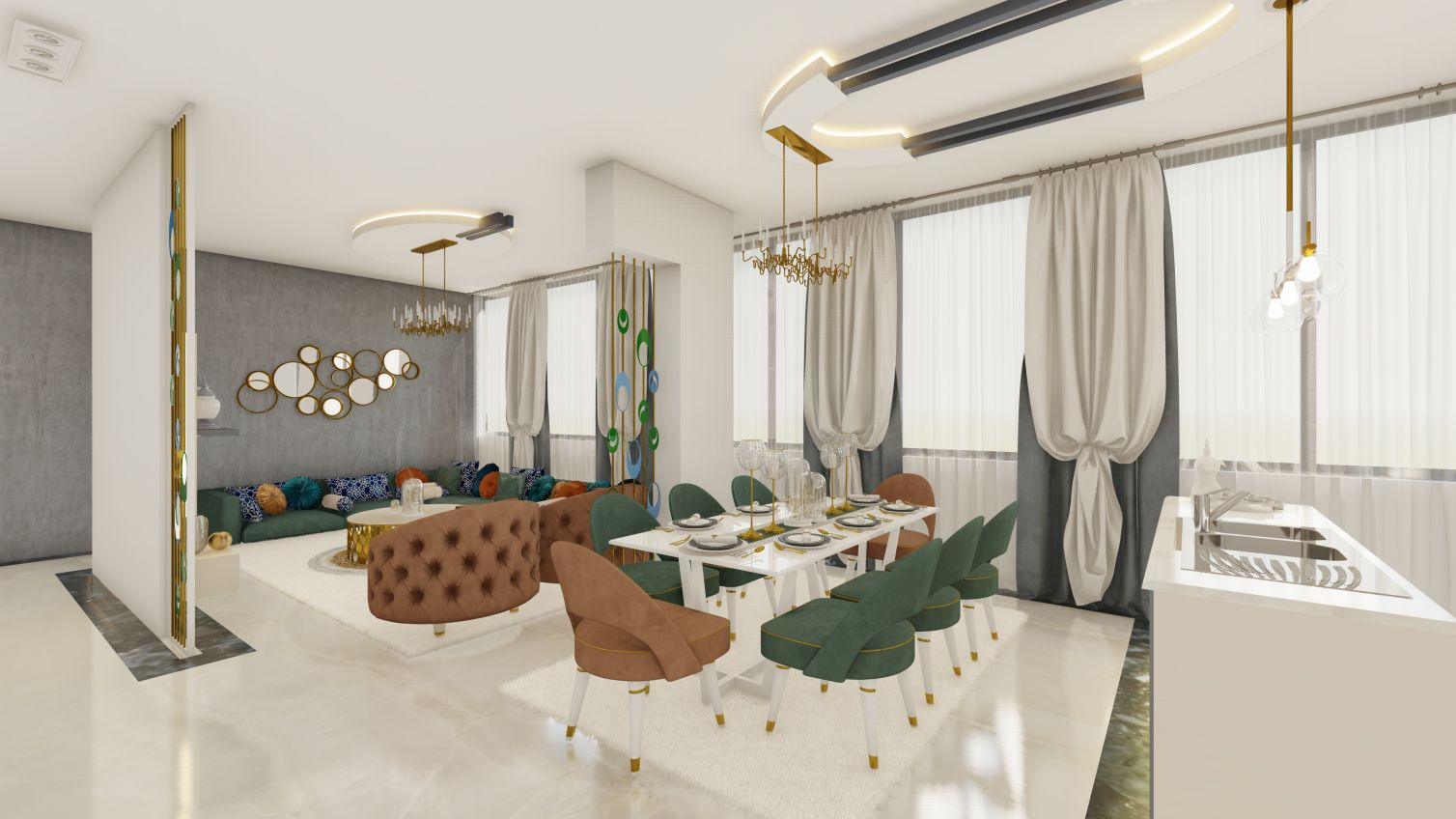 Wossila Apartments